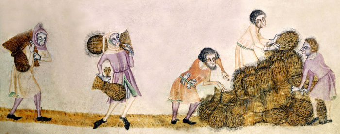 Medieval English Peasants
